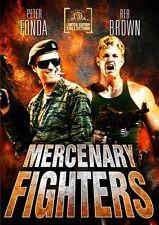 Mercenary Fighters DVD - Peter Fonda, Reb Brown, Ron O'Neal, James Mitchum