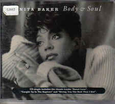 Anita Baker-Body &Soul cd maxi single