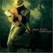 JAMES TAYLOR October Road CD BRAND NEW