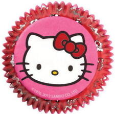 PAPER BAKING CUPS ~ HELLO KITTY ~ Made In USA ~ Wilton