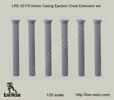 Live Resin 1/35 LRE-35175 Ammo Casing Ejection Chute Extension Set