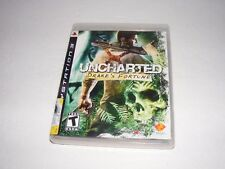 Uncharted: Drake's Fortune (Sony PlayStation 3, 2007) complete