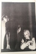 SIOUXSIE & Budgie NME newsprint POSTER/ Pin Up 16x12 inches