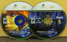 PERFECT DARK ZERO (XBOX 360) USED AND REFURBISHED (DISC ONLY) #10886
