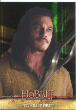 The Hobbit Desolation Of Smaug Parallel Foil Base Card #62