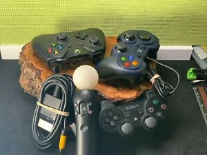 Lot of XBox & PS Remote Controllers OEM Genuine Lot