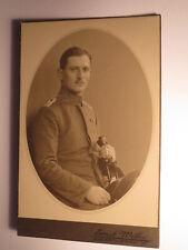 Soldat oder Beamter in Uniform - Orden / KAB Ernst Wilke Goslar