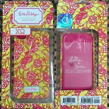 Chi Omega Lilly Pulitzer iPhone 4/4s Case
