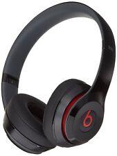 Beats Solo 2 WIRED On-Ear Headphone NOT WIRELESS - Black