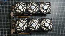 EVGA Geforce GTX 670 (2) with Arctic Accelero Xtreme III Coolers