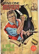STAR CINE BRAVOURE 90 LE SECRET DE MONTE-CRISTO (1964)