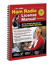 The ARRL Ham Radio License Manual Spiral Bound