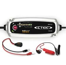 CTEK MXS 5.0 Battery Charger 12v Auto Motorcycle Car Motor Vehicle Temperature compensation