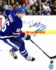 Mitch Marner Toronto Maple Leafs autographed 8x10 photo RP