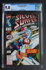 SILVER SURFER V3 #81 1st cameo TYRANT Herald of GALACTUS 1983 MCU MOVIE CGC 9.8