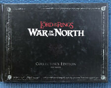 The Lord Of The Rings War In The North collectors edition art book + music dvd