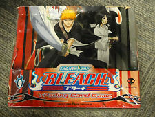 FACTORY SEALED Bleach Trading Card Game First Edition Box of 6 Starter Decks