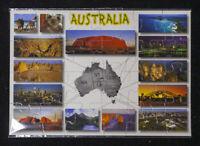 Australia Jigsaw Puzzles Card Sydney Melbourne AUS Collage