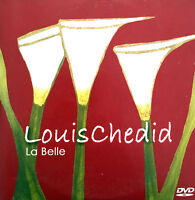 Louis Chedid DVD La Belle - Promo - France (VG/EX)