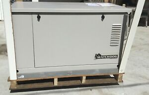 GENERATOR 15 KW, WATCHDOG BY GENERAC, standby can be used with LP or natural gas