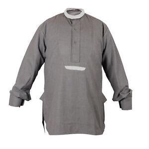 WW1 1st Australian Imperial Force Grey Flannel Service Shirt Nb552