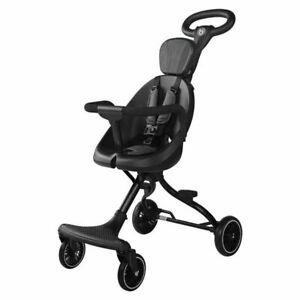 Baby Walking Ultra-light Foldable Baby Two-way Trolley High Landscape Stroller
