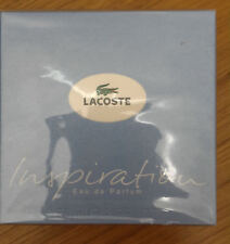 Lacoste Inspiration Eau de Parfum EDP Women's 75ml 2.5oz New in Box Sealed