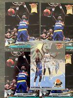 MINT Dikembe Mutombo 1992-93 Fleer Ultra #202 Jam &  Rejector #2 - 10 Card Lot