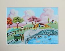 Giclee & Iris Small (up to 12in.) Landscape Art Prints