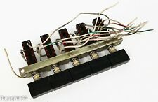 Front Panel Switch Set For Japan Radio Nrd-75 (& maybe other receivers) #2