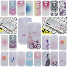 -ZHUM TPU Case Cover For Samsung Galaxy S9 Plus A8+ /Huawei P20 9 Lite 7 7S V9
