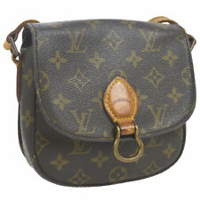 LOUIS VUITTON MINI SAINT CLOUD CROSS BODY SHOULDER BAG MONOGRAM fm A46543b