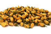 Yellow Rose Buds, Dried Flowers, Craft Tea Potpourri Soap Candle Decor 5g - 500g