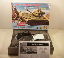 Renewal Blueprint Models M47 Patton Tank Scale 1:32  REVELL USA 2014