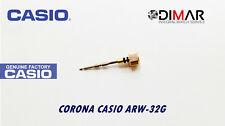 CASIO CORONA/ WATCH CROWN, PARA MODELOS. ARW-32G, -GOLD TONE-