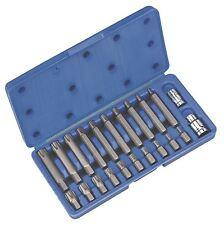 """Bit sistema pedazo de Ribe 22 M4-M14, 30 y 75mm 1/4 """"y 3/8"""" adaptadores"""