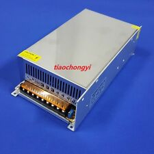600W 12V 50A Single Output Switching power supply for LED Strip light 110V-220V