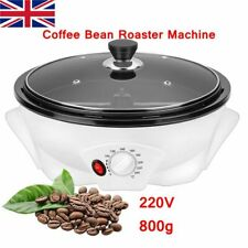 More details for 220v electric coffee roaster household 800g coffee bean roasting baking machine