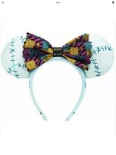 Disney Parks Sally Ears Headband The Nightmare Before Christmas