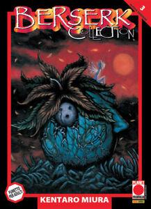 Planet Manga - Berserk Collection Serie Nera 3 - Ristampa - Nuovo !!!
