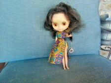 +RARE* 1972 Kenner Blythe Doll 7 Line Version in original outfit XLNT!!