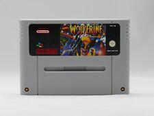 Wolverine Adamantium Rage - Marvel X-Men Action für den Super Nintendo / SNES