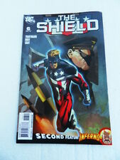 The Shield 6 . Green Arrow App . DC 2010 -  VF