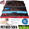 New Dog Bed Mattress Cushion Waterproof Washable Pet Puppy Cat Warm Pillow Mat