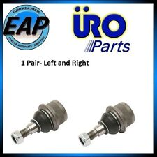 For Mercedes CL,CLS,E,S,SL Class W220 W211 R230 W215 Pair Front Lower Ball Joint