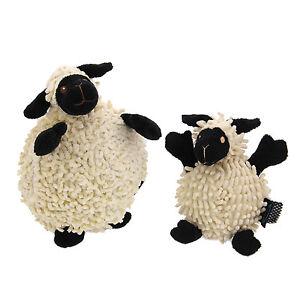 GoDog Fuzzy Fuzzy Lamb Size Small
