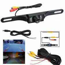 Waterproof HD Wide Angle License Plate Car Rear View Backup Camera NightVision