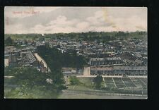 Somerset YEOVIL General view Used 1907 PPC