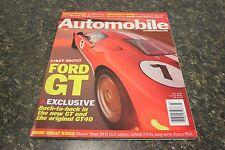 AUTOMOBILE FORD GT JULY 2003 VOL.18 #4 9248-1 [LOC.ELK] (BOX B) #189