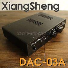 XiangSheng DAC-03A BK PCM1794A TE7022l USB BNC 24Bit 192K Headphone PreAmplifier